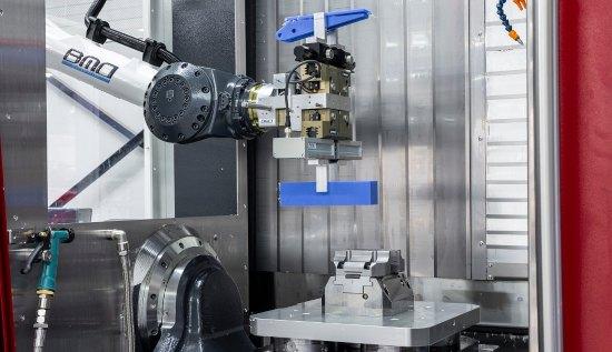 CNC Machining Manufacturer